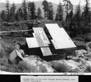 Cyanide Mill of the First Thought Mining Co., near Orient, Washington, 1939