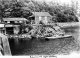 Experimental Oyster Hatchery and Laboratory, Samish Bay, Washington, ca. 1924