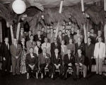 National Association of Textile and Apparel Wholesalers (NATAW) meeting, Seattle, Washington, 1962