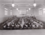 Workmen's Circle dinner for Jewish servicemen during World War II, Seattle, Washington, ca. 1943