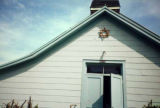 Montefiore Congregation synagogue exterior, Everett, Washington, 1985