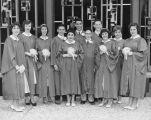 Temple Beth Am confirmation class, Seattle, Washington, June 7, 1959