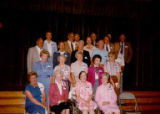 30-year reunion of 8th grade class of Madrona Elementary School, Seattle, ca. 1964