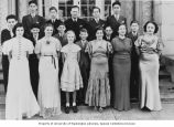 Graduation Class of Seattle Talmud Torah, Seattle, 1937