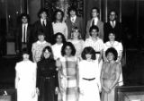 Class of 1982 at the High School of Jewish Studies, 1982