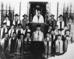 Dolgoff Choir at Bikur Cholim, ca. 1916-1917