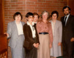 Group at 2nd Annual Meeting, Washington State Jewish Historical Society, 1981