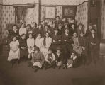 Seattle Talmud Torah Hebrew School students, Seattle, ca. 1916