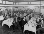 B'nai B'rith dinner meeting at Temple de Hirsch, Seattle, May 1947