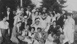 B'nai B'rith picnic at Fortuna Park, Seattle, ca. 1917