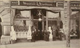 Maurice Grunbaum Dry Goods Store, 607-609 2nd Ave., Seattle, ca. 1892