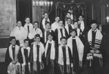 Ezra Bessaroth boys choir, Seattle, ca. 1930