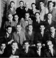 Members of Seattle chapter of Pi Tau Pi (Jewish fraternity), Seattle, ca. 1929-1932