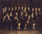 Hazomir Singing Club, Seattle, ca. 1925