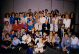 Family reunion of descendents of sisters Leba Kaplan Cohen, Jennie Kaplan Friedman and Bluma...