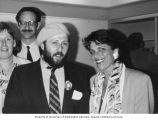 Seattle Action for Soviet Jewry reception for Yakov Gorodetsky, Seattle, June 1986