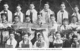 Bikur Cholim choir, Seattle, Washington, 1913