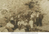 Group gathered at Tally Ho picnic, Washington, ca. 1900-1910