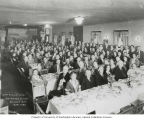 Workmen's Circle Branch No. 304, 25th anniversary banquet (1909-1934), Seattle, Washington, 1934