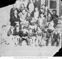 Settlement House preschool class portrait, Seattle, Washington, ca. 1936