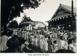 Photo of Bon Odori Festival, Seattle, 1970