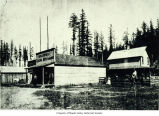 Photo of the oldest store in Maple Valley, opened in 1891