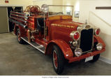 Howard Cooper fire engine, 1923
