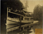 Photo of CITY OF BOTHELL Ferry ca. 1910