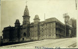 Photo of Providence Hospital, Seattle, 1900