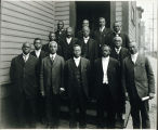 Photo of elders, Mount Zion Baptist Church, Seattle, 1920