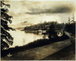 Photo of Lake Washington taken from Mt. Baker Park Blvd., 1914