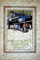 Year Book for the Port of Seattle,  front cover,1926-27,