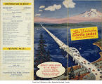 Brochure for the opening I-90 floating bridge, 1940
