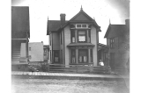 Kiehl residence at 105 Republican St., Seattle, September 10, 1895