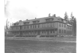 Barracks, Fort Lawton, Washington, 1900
