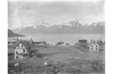 Looking northeast from Fort Seward, Alaska, 1909