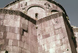 Close of up of the Kumbet Camisi, a former Armenian church converted to a mosque and then into a...