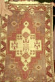 Medallion rug with aegricanes