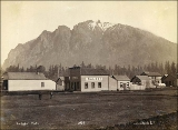 North Bend, Washington, ca. 1891.