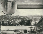 Photo collage of views of Washington, ca. 1891.
