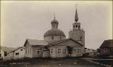 Russian Orthodox Cathedral of St. Michael, Sitka, Alaska, ca. 1897.