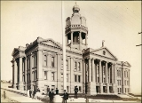 King County Court House, between 7th Ave. and 8th Ave., Terrace St. and Alder St., Seattle,...