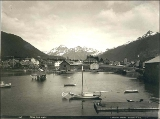 Sitka from the water, Alaska, ca. 1897.