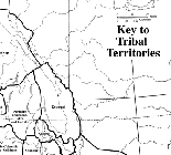 Key to Tribal Territories