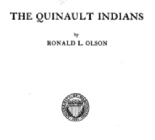 The Quinault Indians