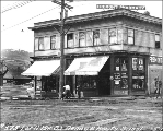 Fremont Pharmacy at southwest corner Fremont Ave. and N. 33rd St., Seattle, Washington, May 1,...