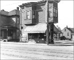 Grocery store at 1371 Stewart St., Seattle, Washington, September 27, 1911.