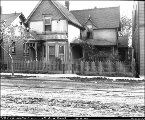 House at 12th Ave. and Yesler Way, Seattle, Washington, October 9, 1909.