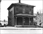 Residence at 917 6th Ave. between Madison St. and Marion St., Seattle, Washington, April 22, 1911.