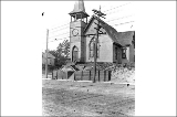 Church of Jesus Christ of Latter Day Saints at 100 W. Kilbourne St., Seattle, Washington,...